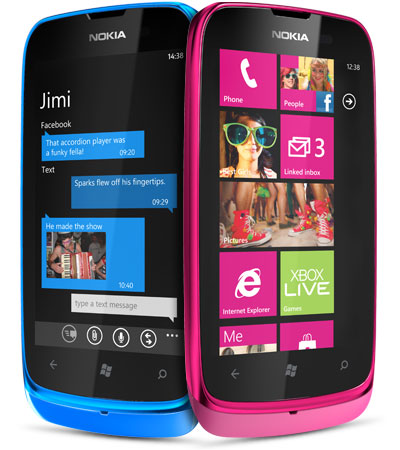 Nokia Confirmation- Skype Already Working on Lumia 610