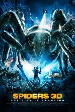 Nhện Khổng Lồ - Spiders 3D