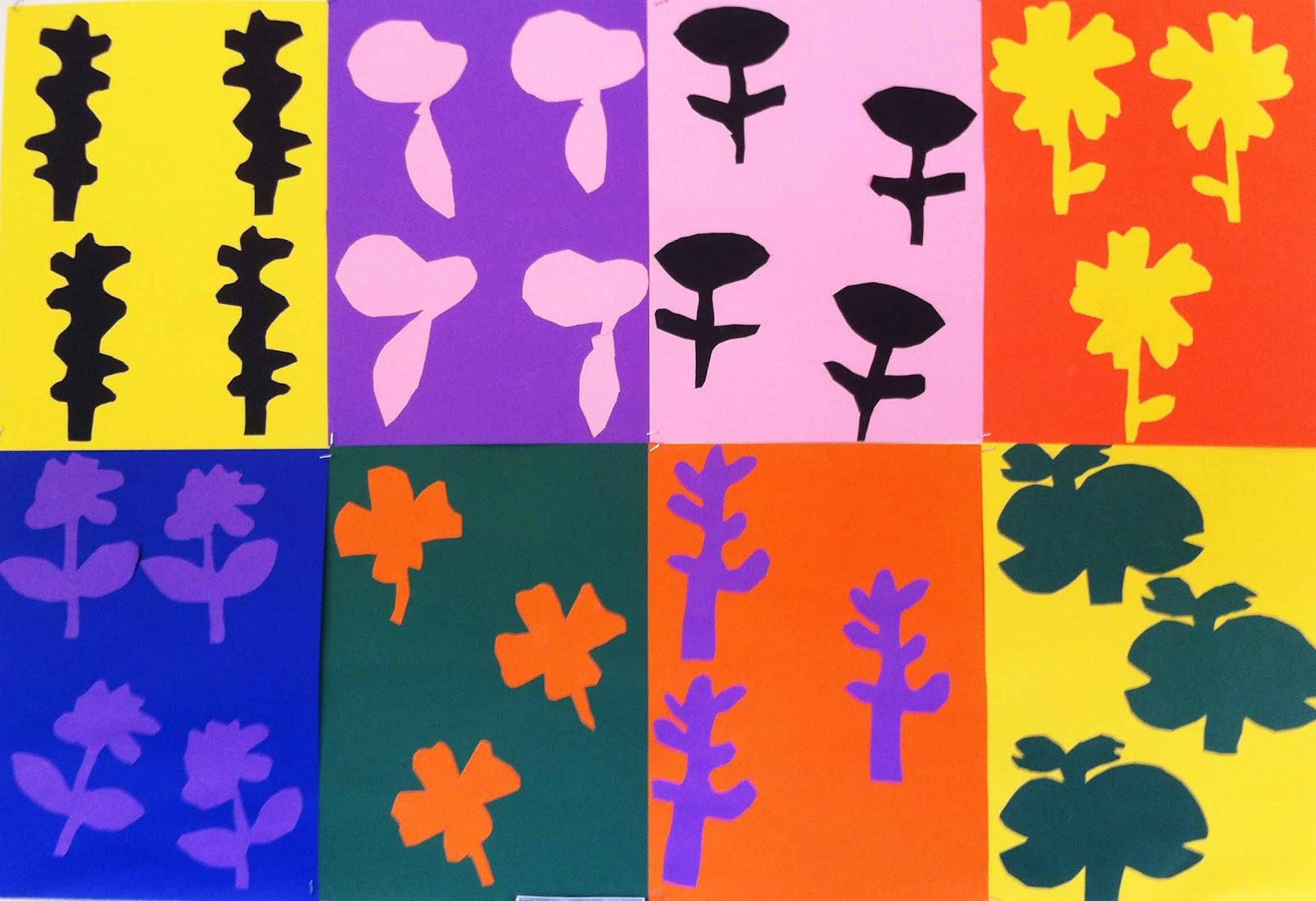 art-cacias: A la manière d'Henri Matisse