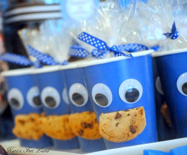 Cookie Monster Birthday Party Ideas Cookie Monster Birthday Party