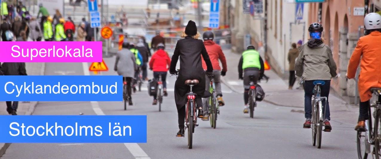 Cyklandeombud Stockholms län
