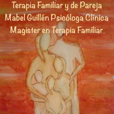Terapia Familiar y de Pareja Mabel Guillén