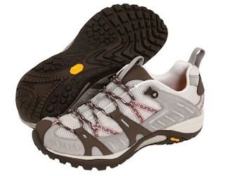 Style Athletics Pink Merrell Hiking Shoes