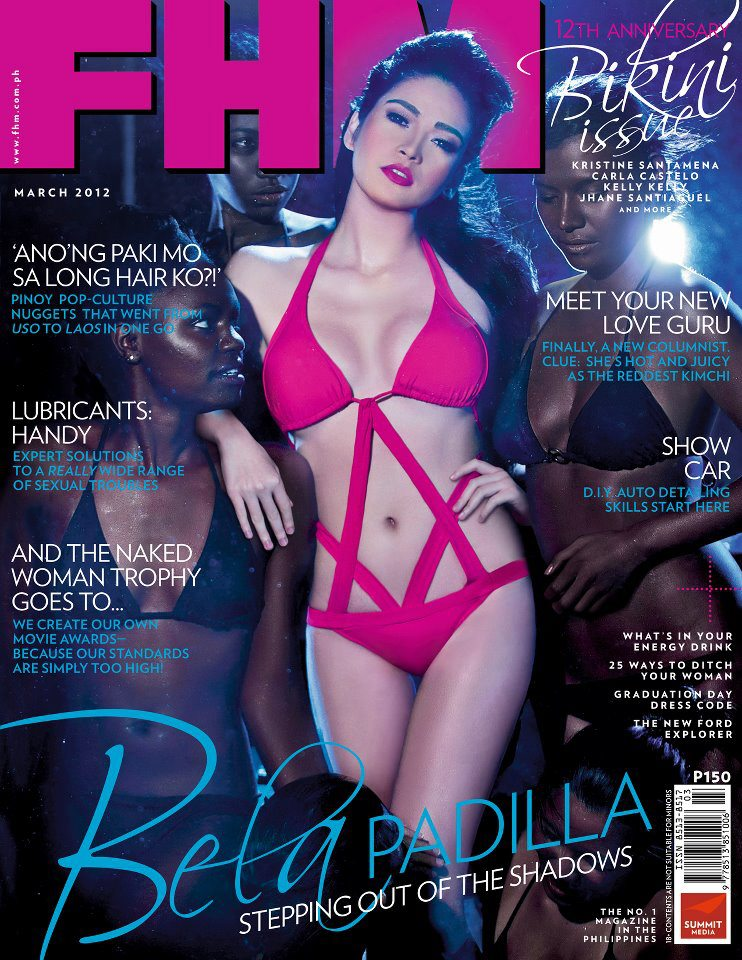 bela+padilla+fhm+march+2012 ... family member who was once a part of the Jehovah's Witness organization ...