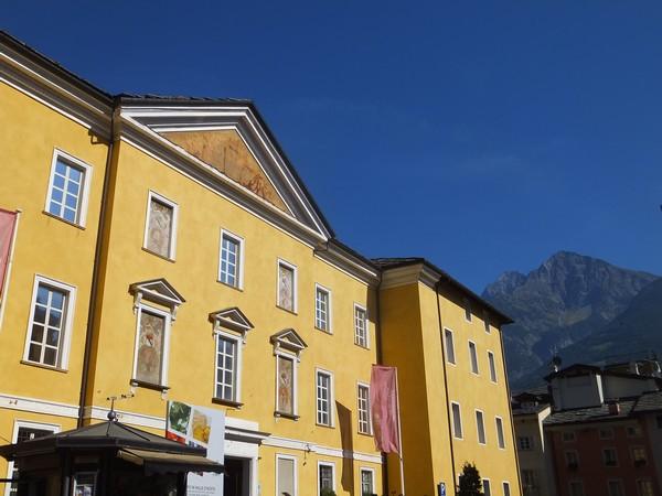 Aoste Aosta Italie roncas musée archéologique