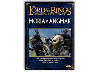Podręcznik Władca Pierścieni LotR: SBG, Gobliny, Trolle, Wargi, Orki, Angmar