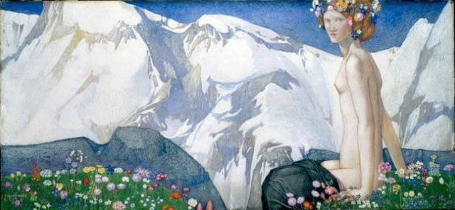 Frampton flora alps