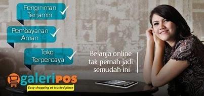 Toko online yang memudahkan berbelanja