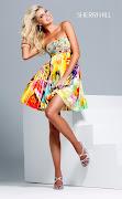 Pronovias - Vestidos Cortos de Fiesta - Colección 2013 - 2 - vestidos cortos pronovias