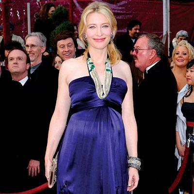 celebrity materity dresses