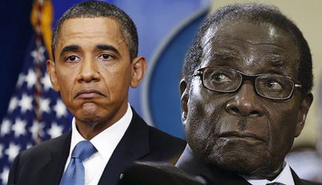 US Gay Marriage: Robert Mugabe Asks Obama To Marry Him