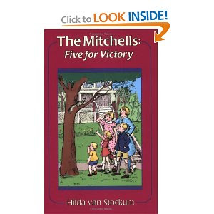 Hilda van Stockum, The Mitchells, Cover