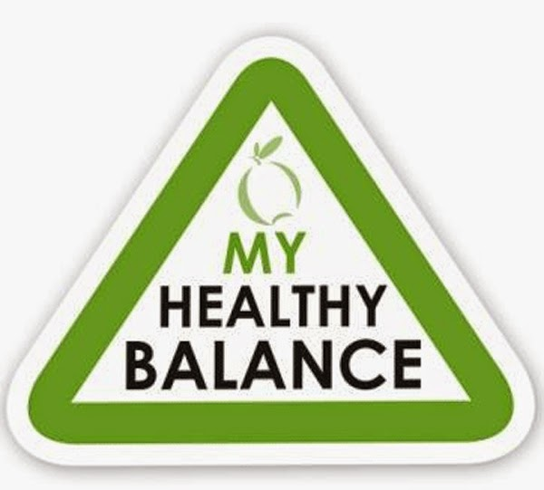 Balanced healthy lifestyle