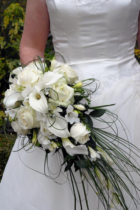 love bouquet de fleur mariage