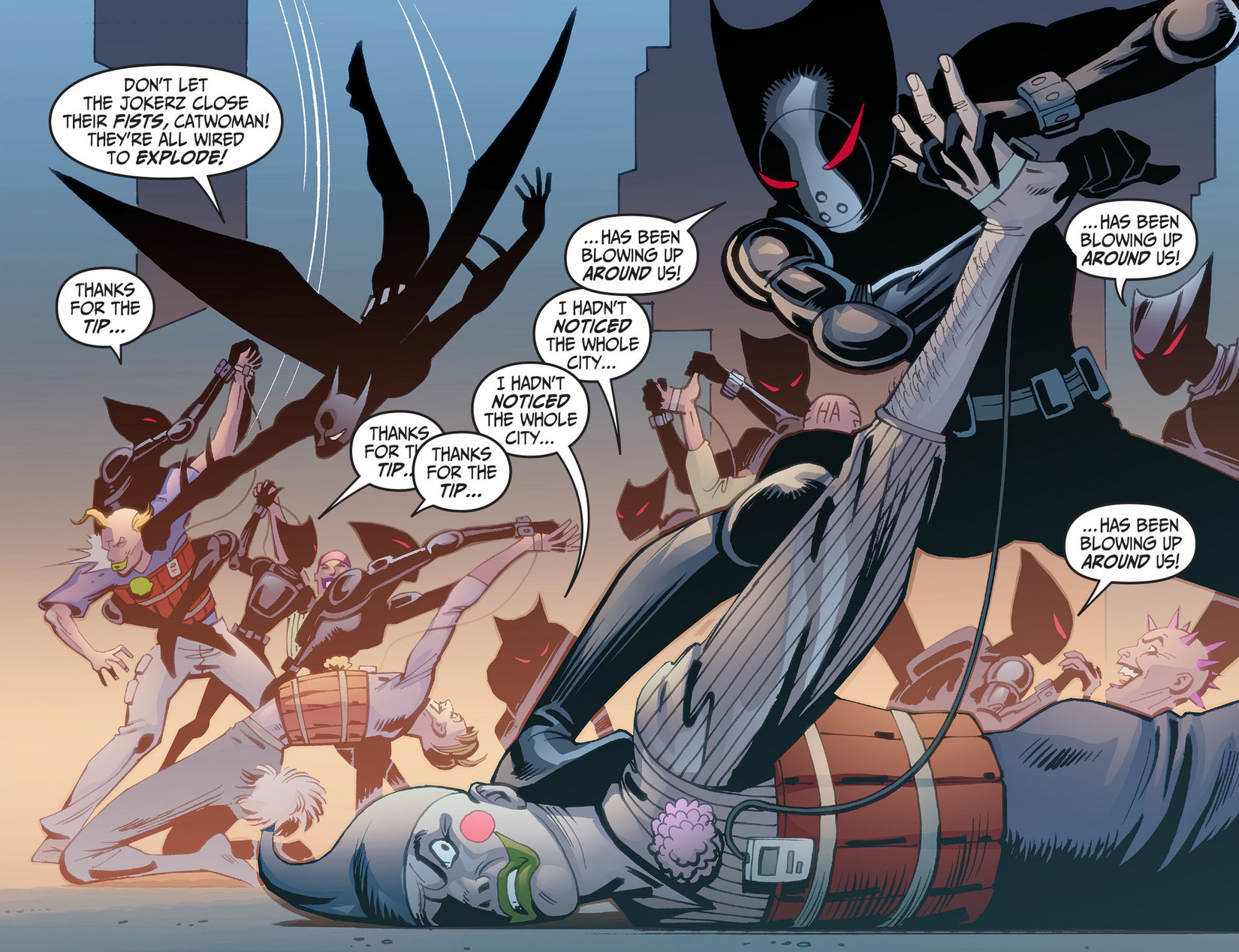 Batman Beyond (2012) Issue #13 #13 - English 3