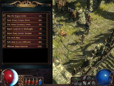 Path of Exile - Challenge 1