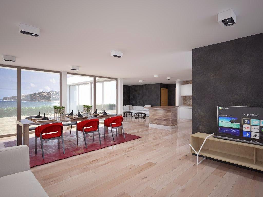 Proyectos de casas modernas proyecto de casa moderna ch167 for Proyectos casas modernas