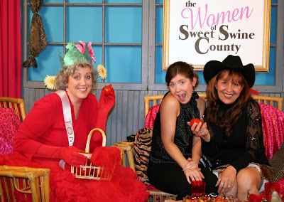 The Tomato Queen Appears on The Women of Sweet Swine County