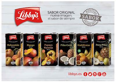 Zumos Libby's