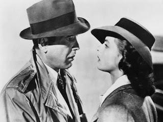 Famous Trench Coat Worn by Humphrey Bogart in Casablanca