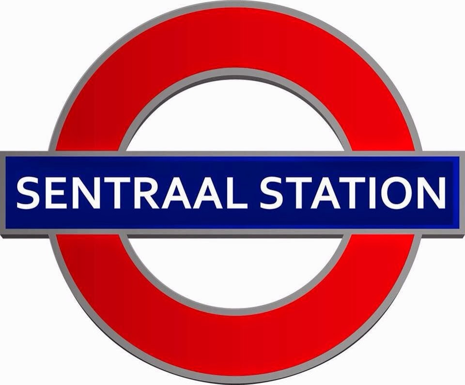 I am a Sentraal Station Blogger