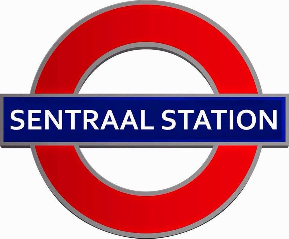 I am a Sentraal Station Blogger