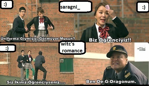 Witch's Romance