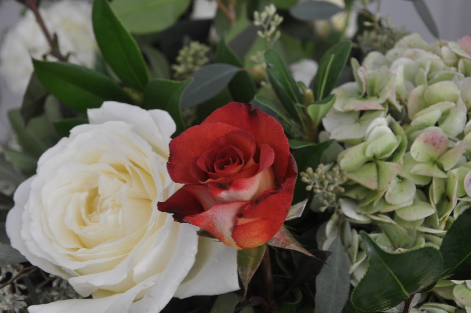 Jane Coslick Cottages : Anna\'s Latest Wedding Flowers