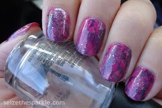 Pink & Purple Seriotype