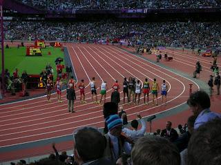 London 2012 Olympics - Athletics