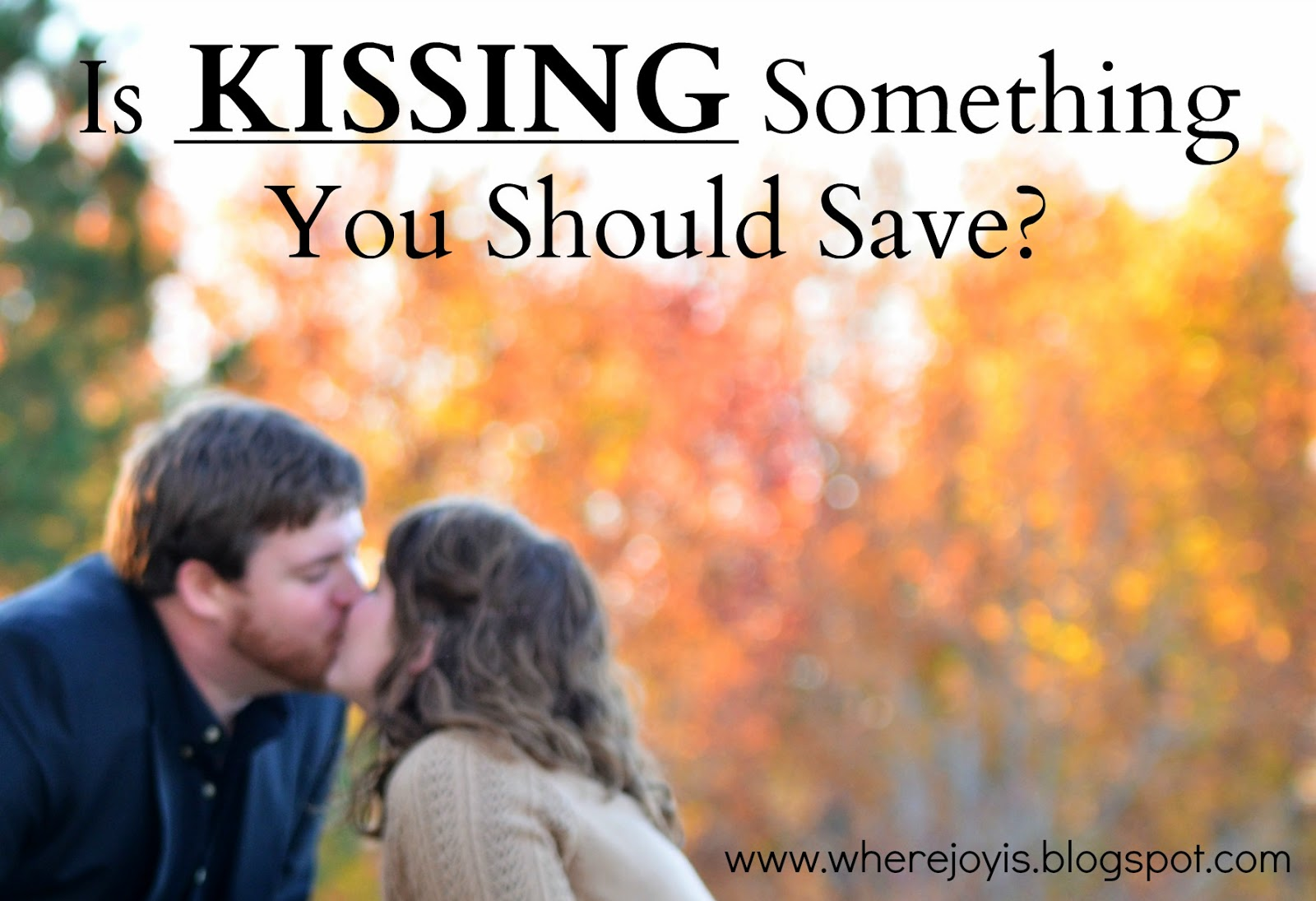 what age should you start dating and kissing A touchy subject: hand-holding, hugging, kissing and  a touchy subject hand-holding, hugging, kissing and  hands till almost a year after we started dating.