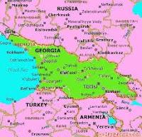 Georgia está situada entre Asia caucásica y Europa, y ofrece al viajero impresionantes paisajes de montaña y una naturaleza virgen