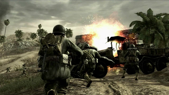 Call of Duty 5 World at War Full Tek Link İndir