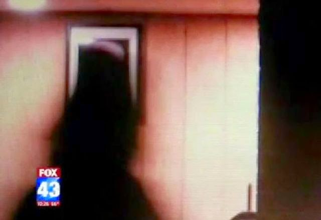 Ghost Entity Attacks News Crew On Camera