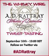 A D Rattray Tweet Tasting