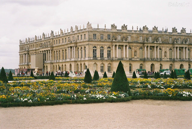 Palácio de Versalhes, Paris