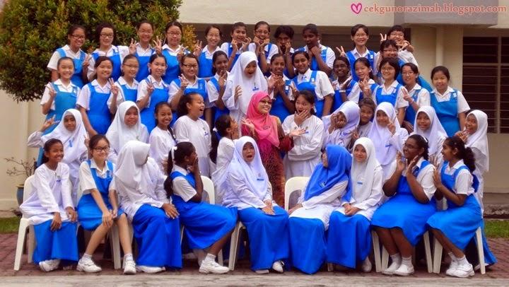 2013 : 1R di SMK St Mary