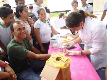 Projeto Escolar: Atividade Física como proposta de prevenção e promoção da saúde