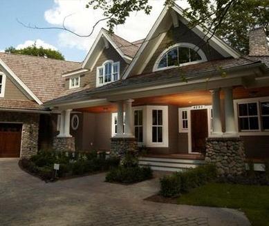 Fachadas de casas fachadas de casas bonitas de dos pisos for Casas bonitas de dos pisos