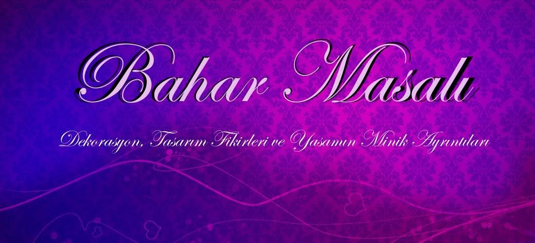 BAHAR MASALI