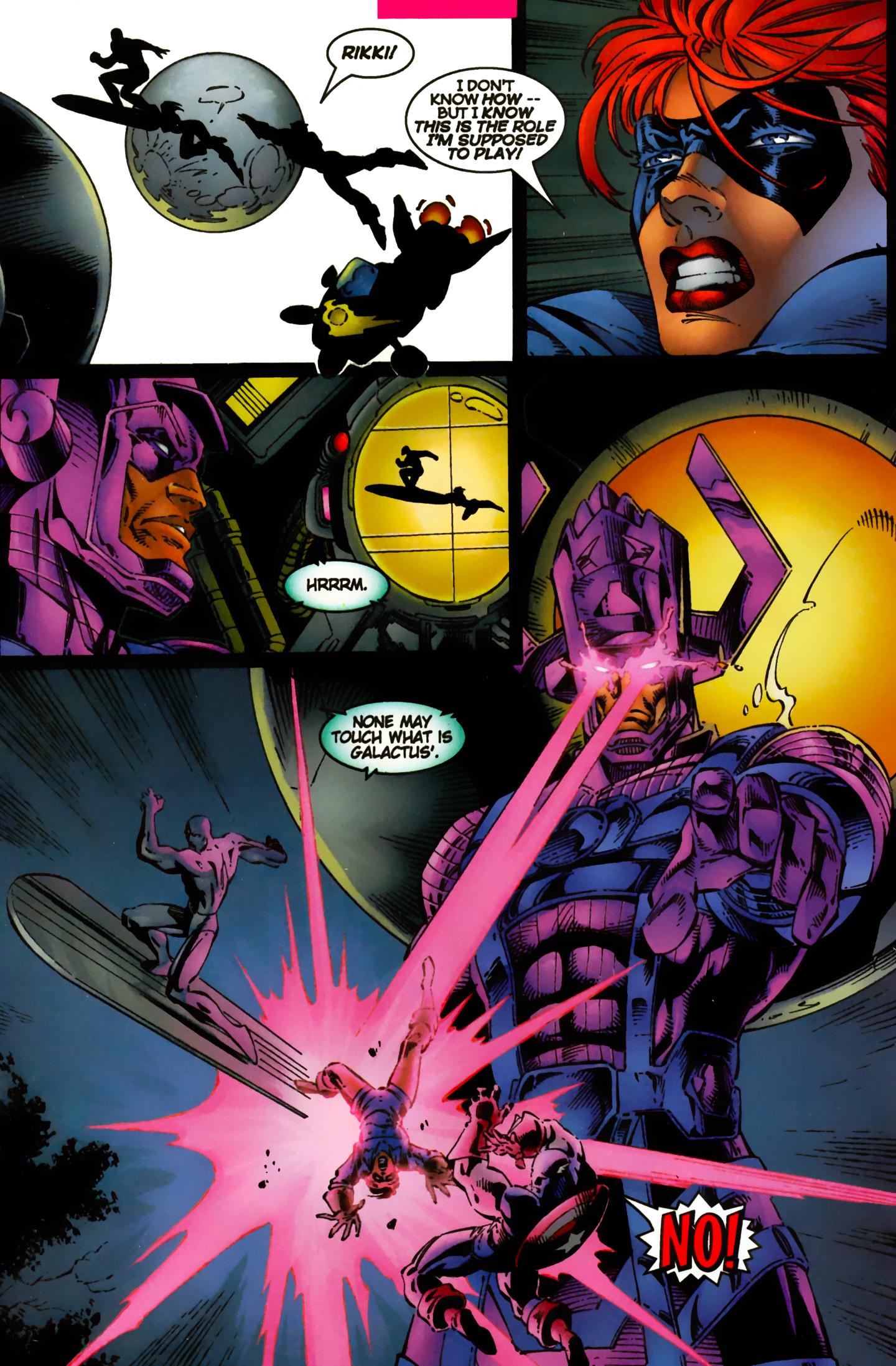Captain America (1996) Issue #12 #15 - English 27