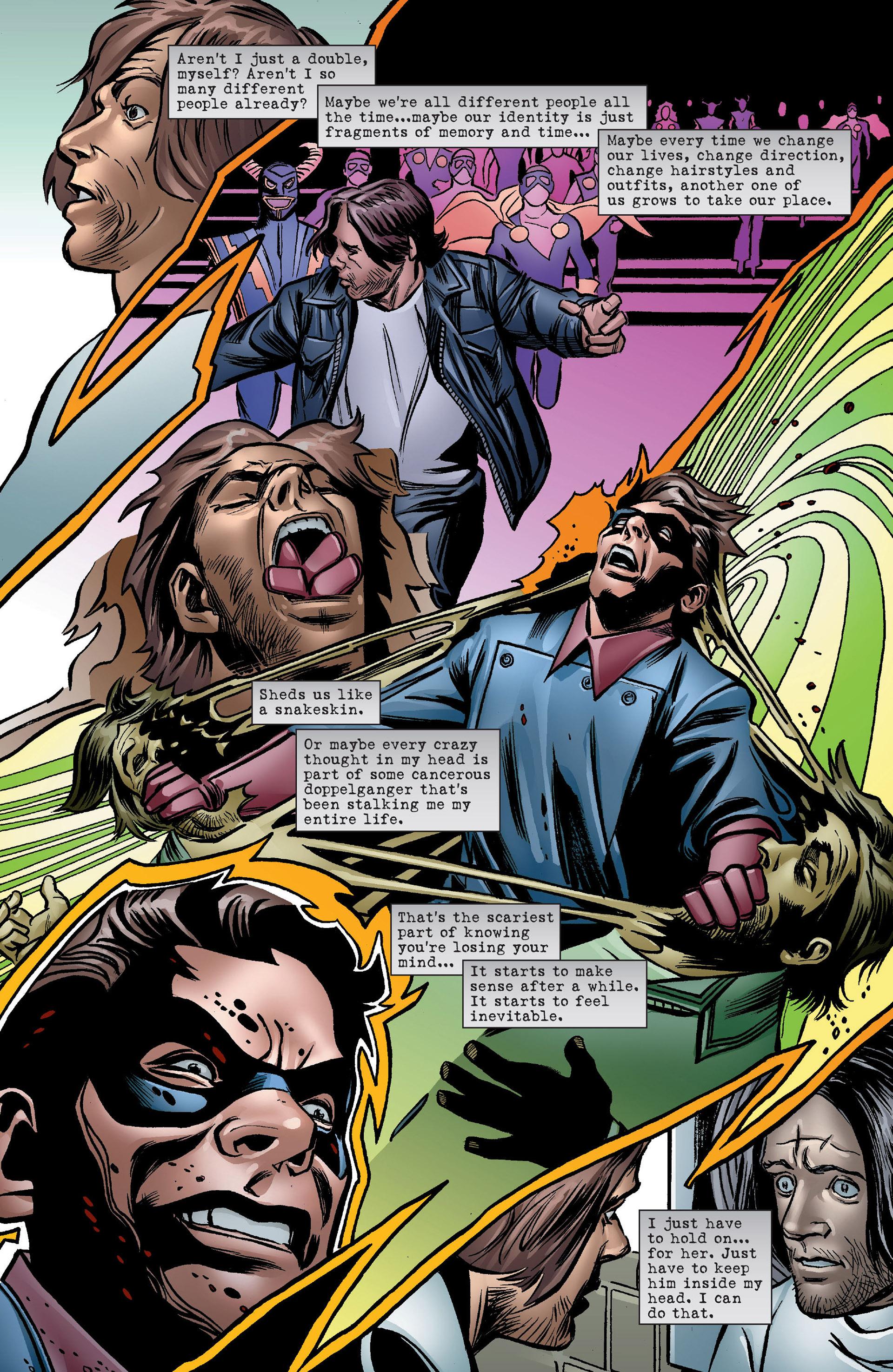 Captain America (2005) Issue #7 #7 - English 17