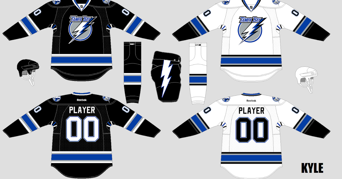 HockeyJerseyConcepts: Thursday: It's Almost Here