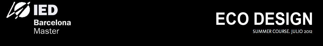 ECODESIGN 2012