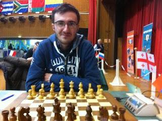 Ronde 8 - Le Géorgien Tornike Sanikidze(2549) s'est imposé face à Tigran L. Petrosian (2643) - Photo © Chess & Strategy
