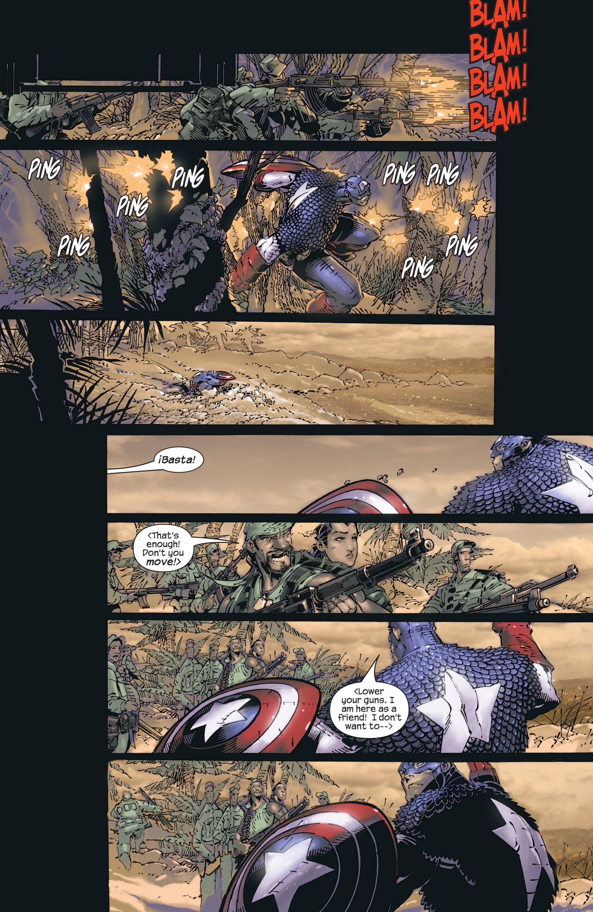 Captain America (2002) Issue #23 #24 - English 20