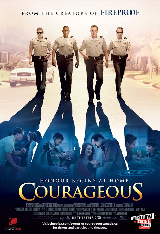 Courageous - Original Motion Picture Sound track 2011 English Christian Movie