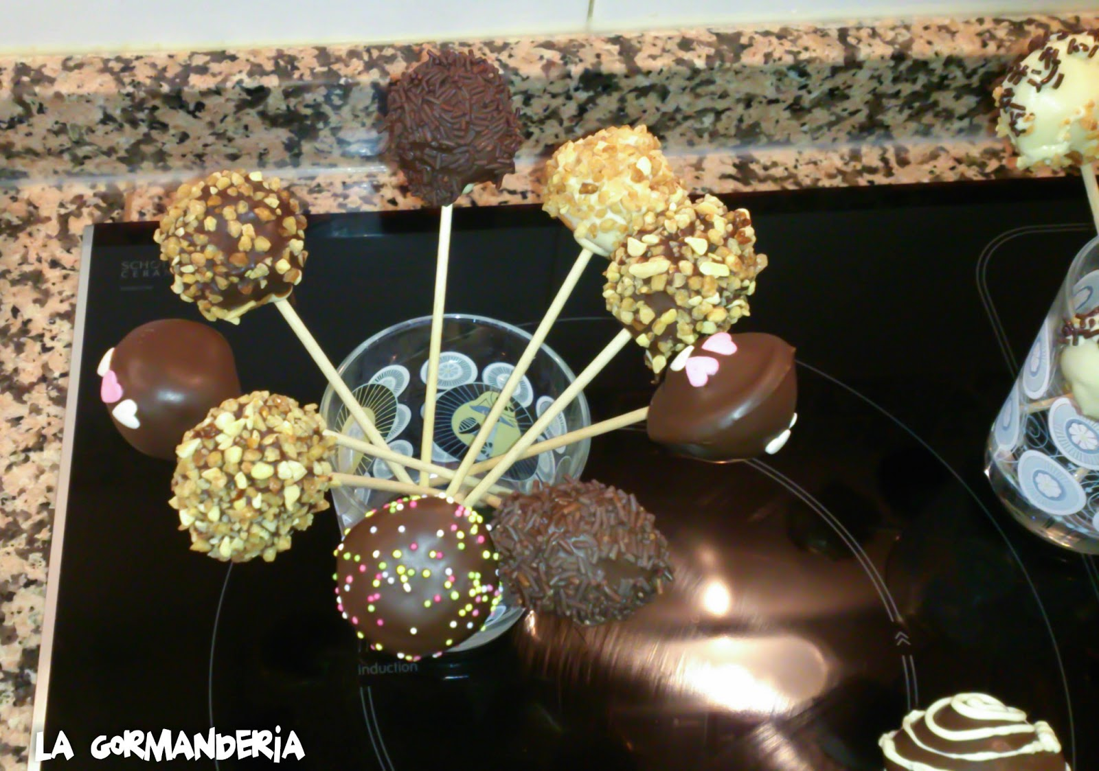 Pop Cakes Chocolate