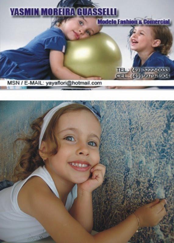 YASMIN MOREIRA GUASSELLI MISS BRASIL BABY 2011