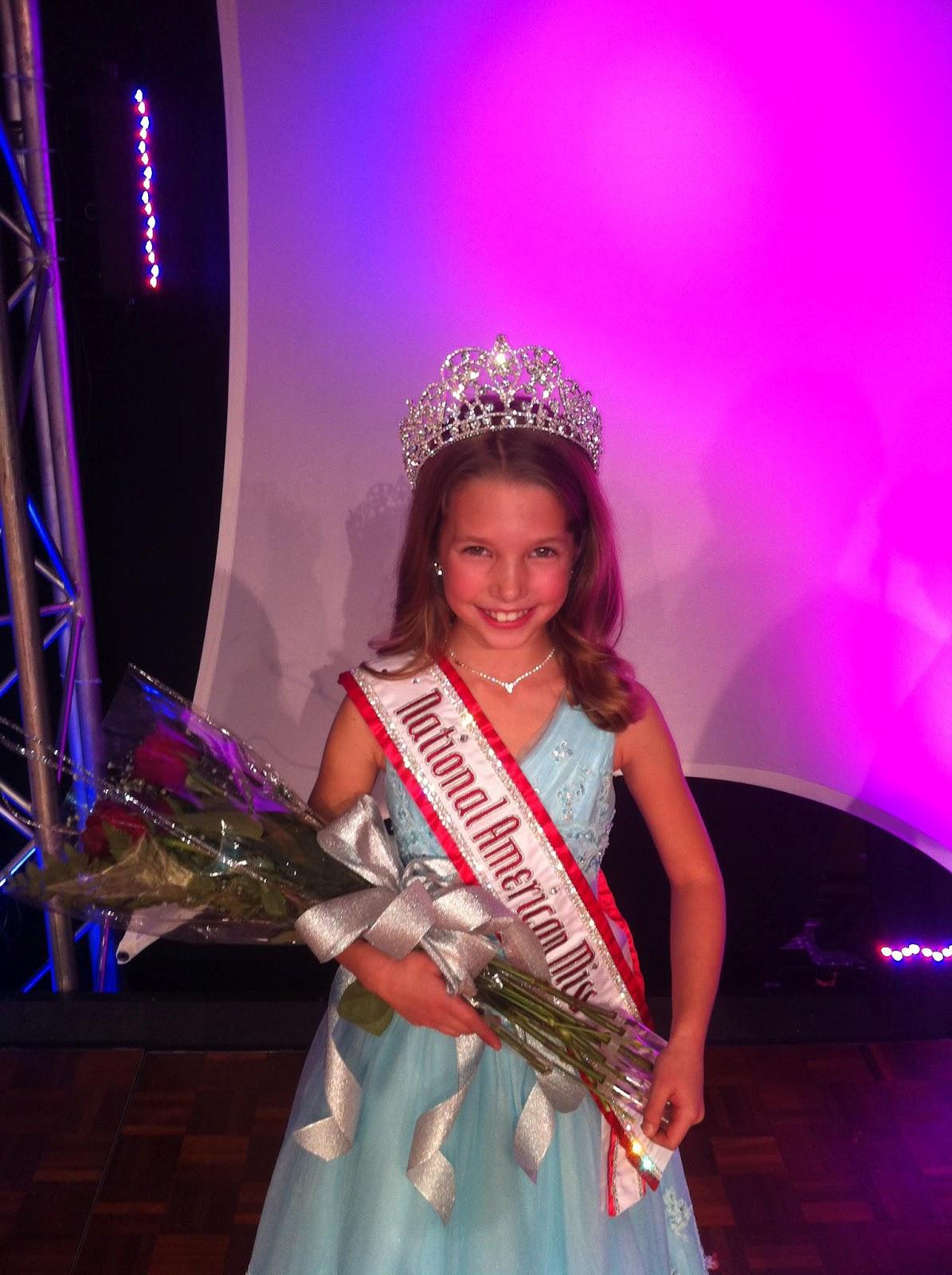 American Miss Jr PreTeen1195